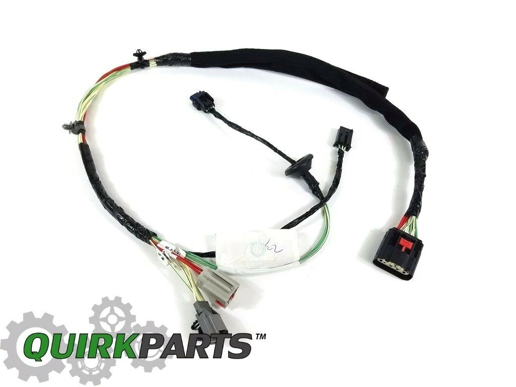 s l1600 jeep wrangler door wiring harness 2011 2013 passenger oem 2015 jeep wrangler door wiring harness at fashall.co