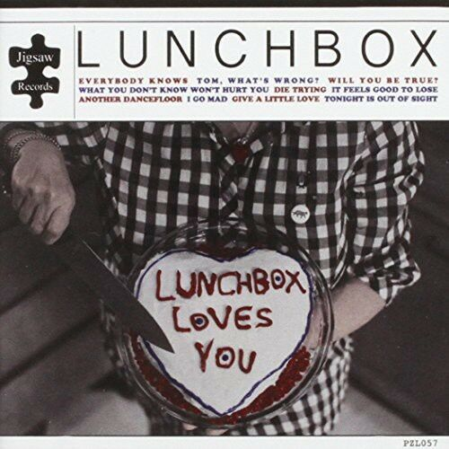 Lunchbox - Lunchbox Loves You [New CD]