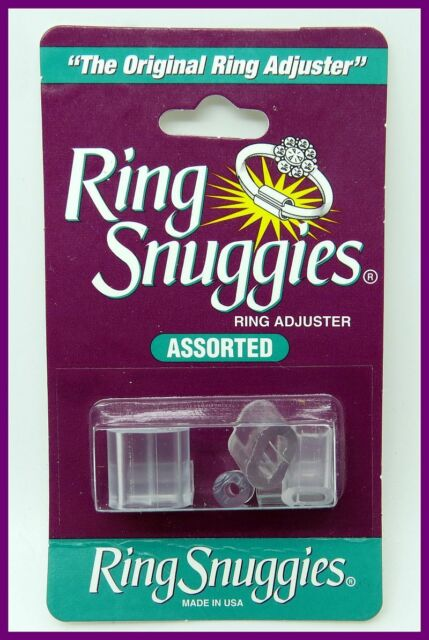 Assorted Ring Snuggies,Ring Resizing Solution,Adjust FIX Your Ring Size, Resizer
