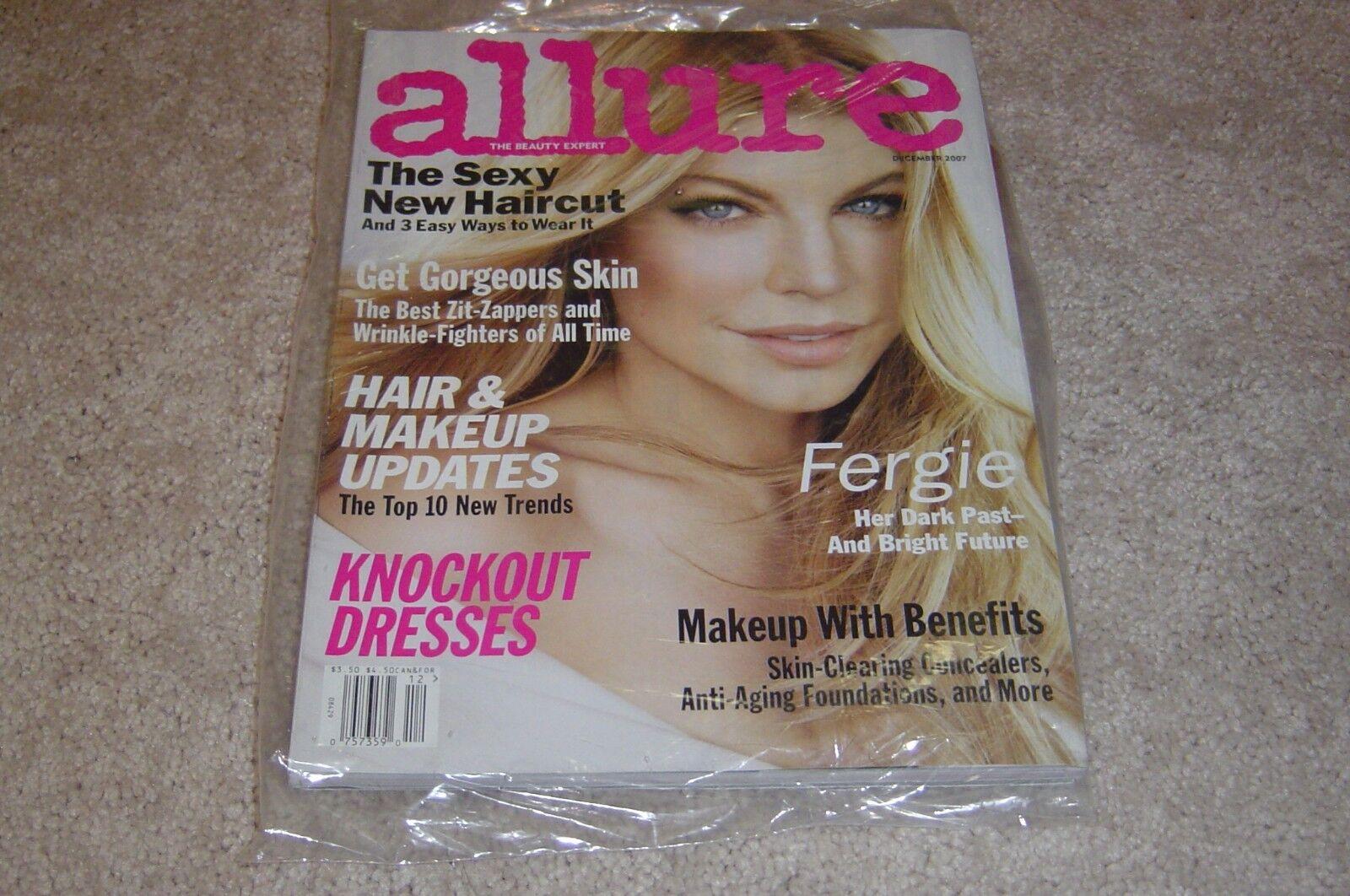 Allure December 2007 Back Issue Ebay