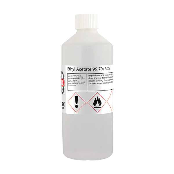Acetone Nail Varnish Remover - Ethyl Acetate 99.7 500ml   eBay