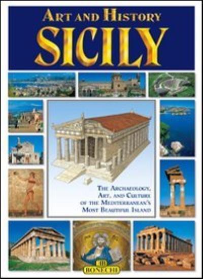 Sicily (Bonechi Art and History Series),Bonechi Books