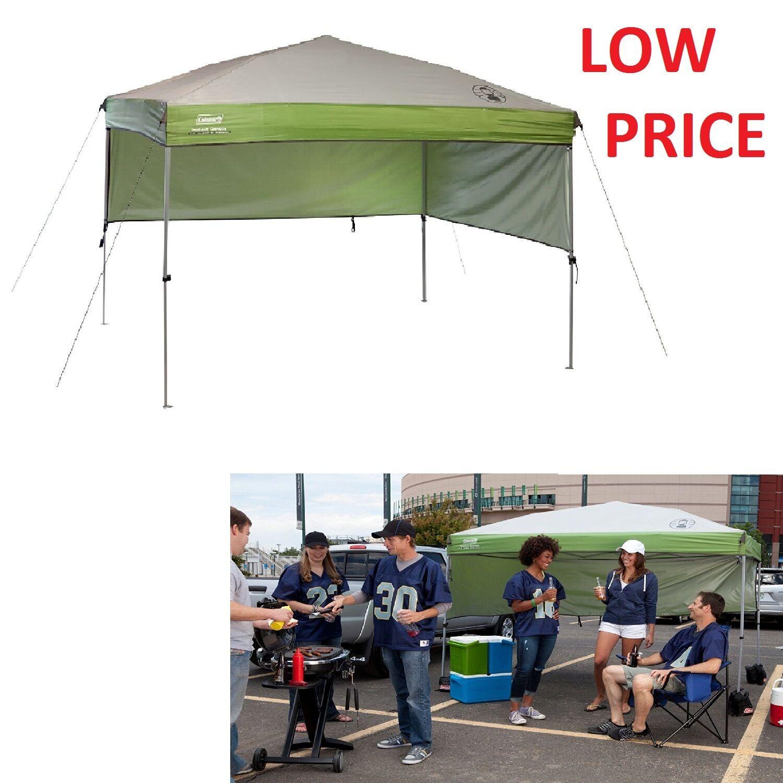 Outdoor Gazebo Canopy Camping Hiking Sunwall Accessory UV Protection Sun Shelter