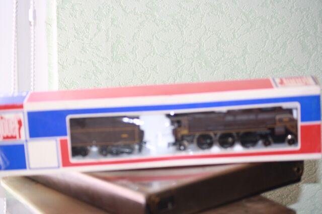 HO locomotive vapeur 231 NORD FIVES JOUEF REF 8252 train electrique