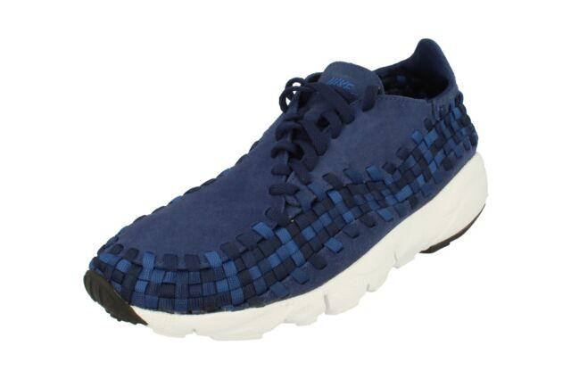 Nike Air Footscape intrecciato NM scarpe uomo da corsa 875797 Ginnastica 400