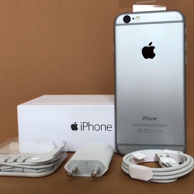 Teléfono Movil Apple iPhone 6 64 GB ORIGINAL I GRIS I I Nuevo (otro) I LIBRE
