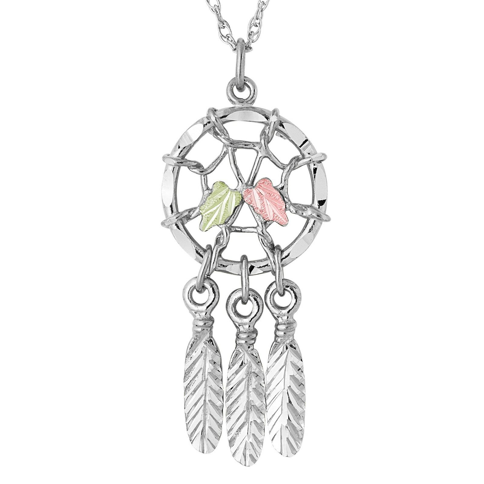 necklace thomas turquoise catcher women zoom dream imitation silver ethno dreamcatcher sterling sabo