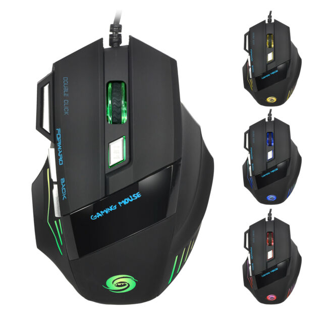 good mouse dpi for gaming