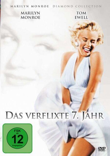 Das verflixte 7 Jahr - Marilyn Monroe - DVD - OVP - NEU