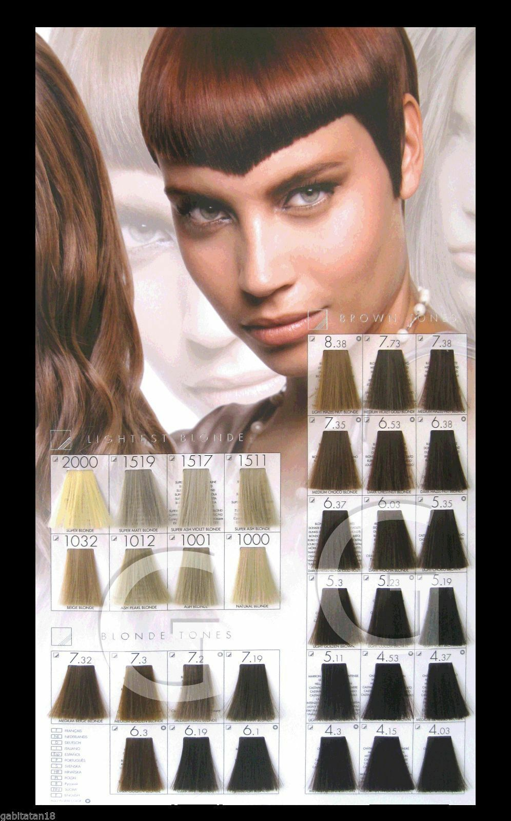 Keune Tinta Color Permanent Hair Colour 60ml Tube All Range 932