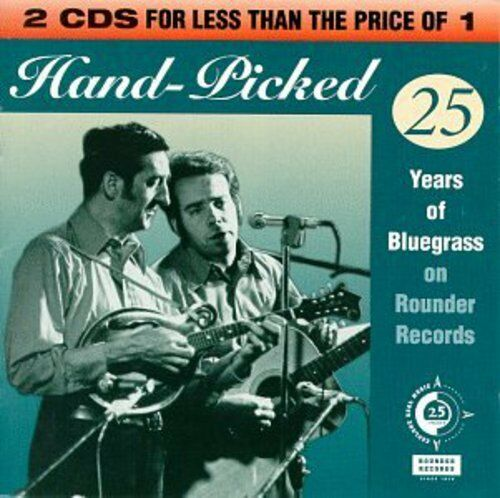 Various Artists - Hand Picked: 25 Years of Rounder Bluegrass / Various [New CD]