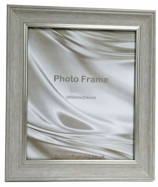 Cornwall Range Vintage Antique Style Pale Grey Picture Photo Frame
