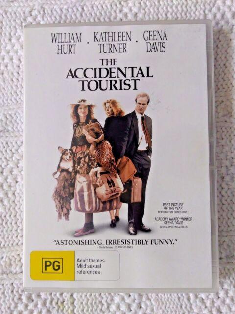 The Accidental Tourist (DVD, 2006) REGION-4, LIKE NEW, FREE POST IN AUSTRALIA
