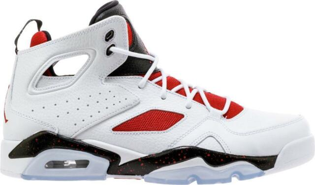 AIR JORDAN FLIGHT CLUB '91 FLTCLB AJ 6 INSPIRED 555475 121 WHITE/GYM RED