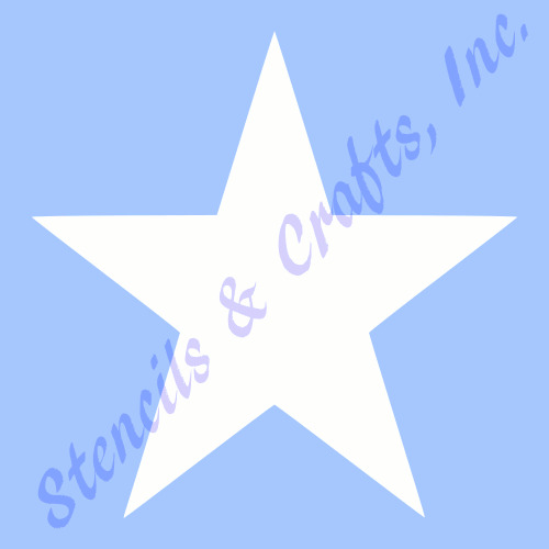 Star Stencil Stars Celestial Craft Stencils Template Templates
