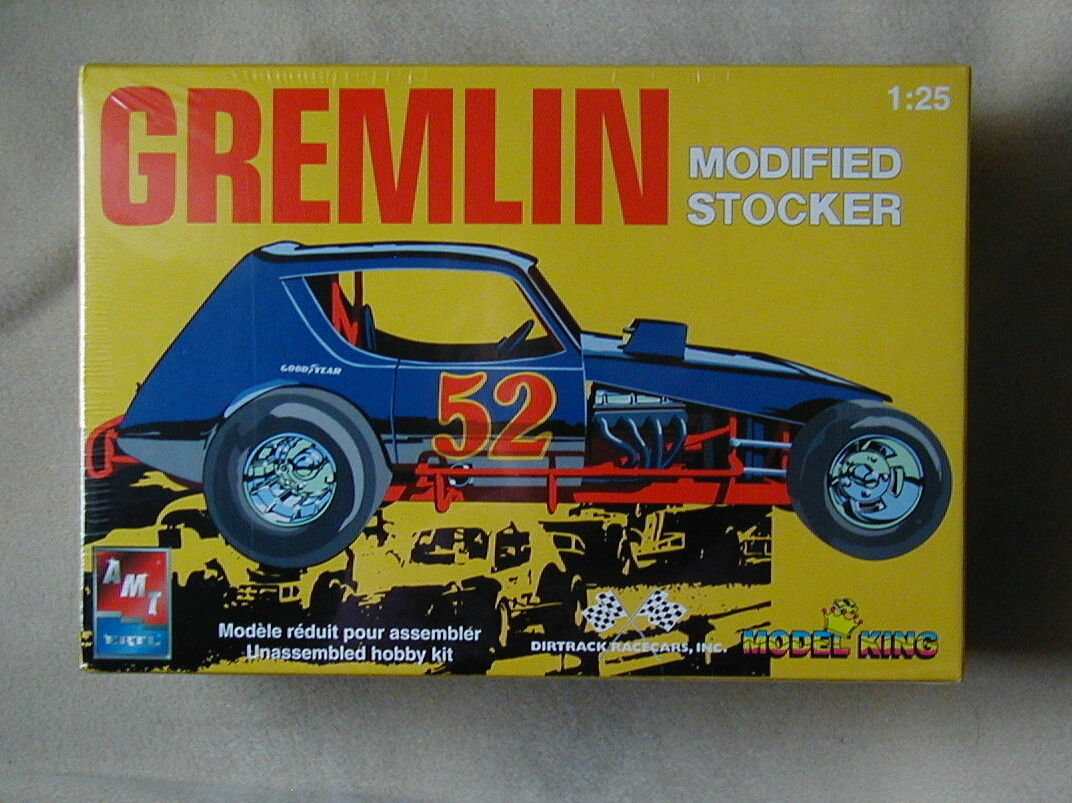 Amt Ertl Modified Stocker Gremlin For Model King P N 21375p Ebay