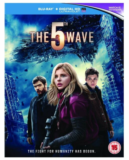 The 5th Wave Blu-ray New & Sealed