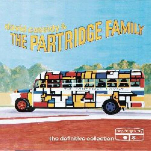 The Partridge Family - Definitive Collection [New CD]
