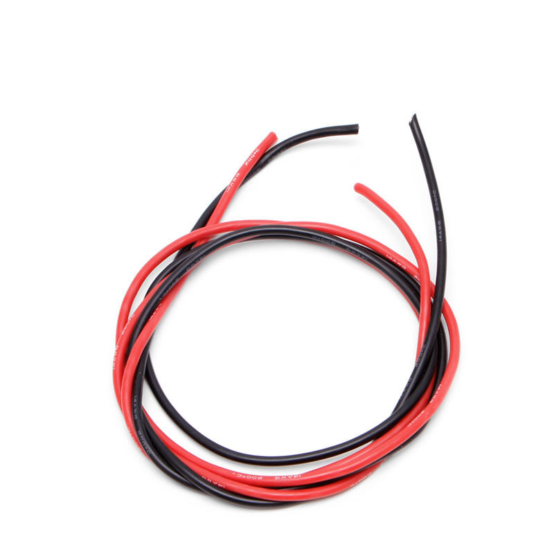 14 AWG Silicone Gauge Wire Flexible Copper Stranded Cables for RC ...