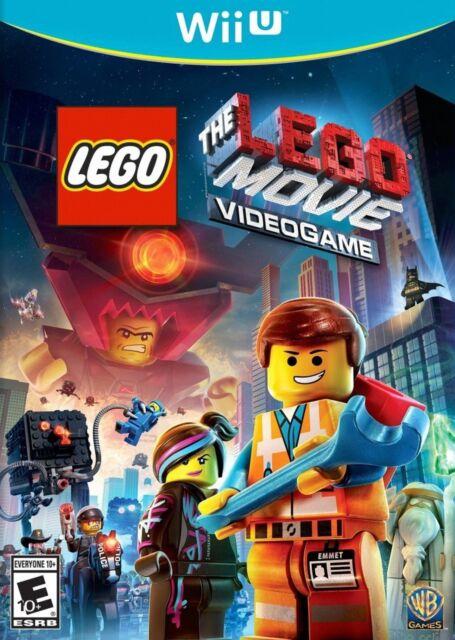 Lego The Lego Movie Videogame Wii U - LN