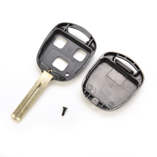 3-BTS Replace Remote Key Fob Holder Cover Blade For Lexus IS200 GS300 RX300  STU