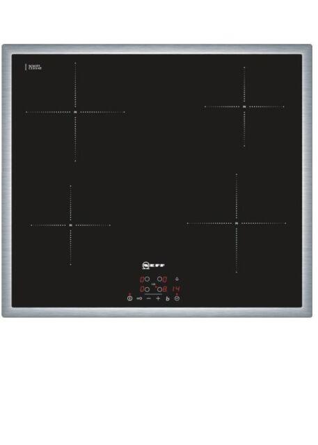 Piano cottura incasso induzione Neff T40b31n2j | eBay