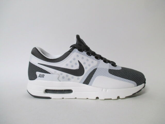 Nike Air Max Zero QS Mens Running Shoes 9 Black Persian