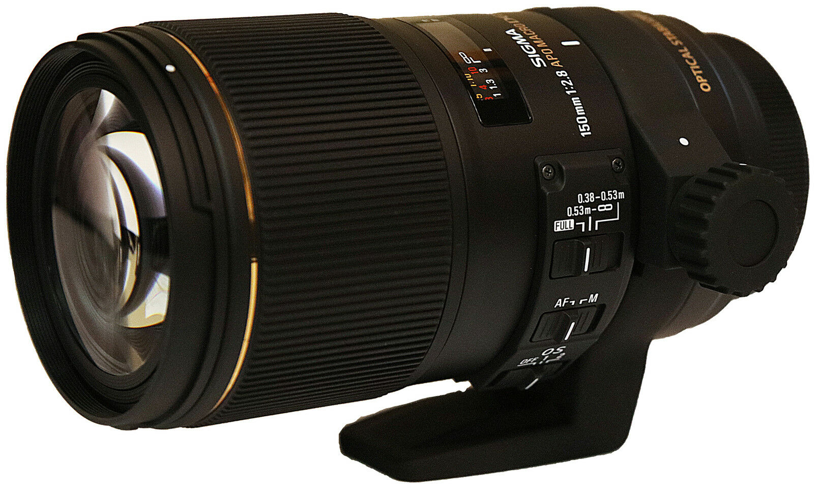 Sigma Ex 150mm F 28 Apo Hsm Dg Os Af Lens For Canon Ebay 70 200mm Picture 1 Of