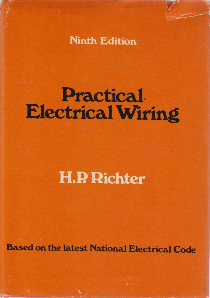 practical electrical wiring residential farm and industrial by rh ebay com practical electrical wiring 22nd edition practical electrical wiring pdf