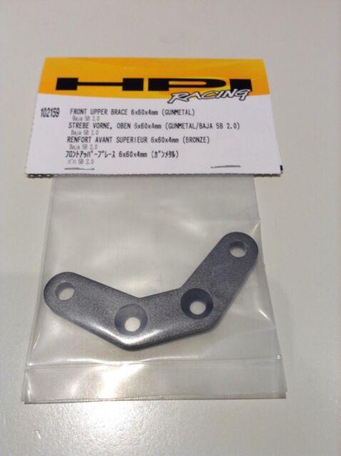 Original HPI Strebe vorne, oben 6x60x4mm Art.Nr. H102159 für Baja 5B 2.0