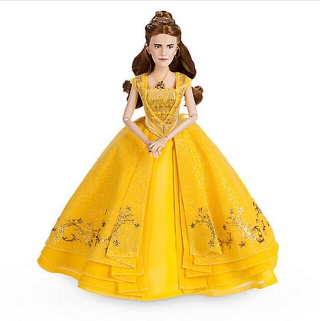 Disney Store Beauty And The Beast Belle Film Collection Doll NIB