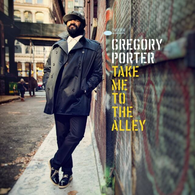 GREGORY PORTER TAKE ME TO THE ALLEY DELUXE CD / DVD ALBUM SET (May 6th 2016)