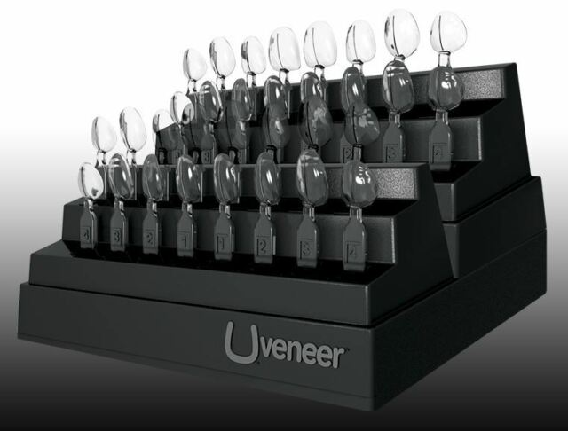 Uveneer Template Set Of 32 For Dental Composite Veneers