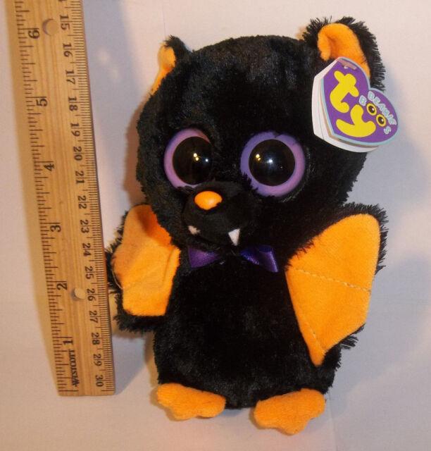 Ty Beanie Boo 2012 Baron The Halloween Vampire Bat 6