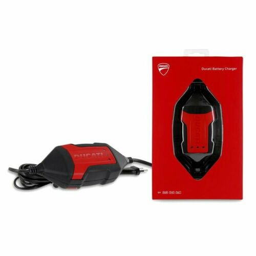 original Ducati Performance Batterie Ladegerät Battery