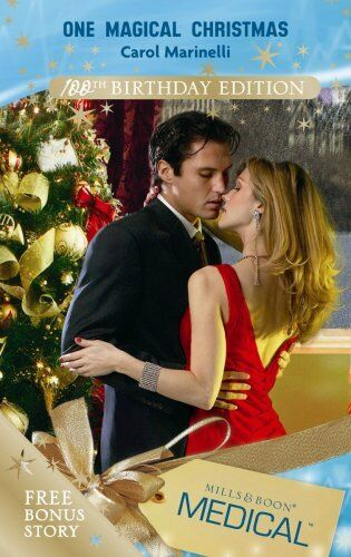 One Magical Christmas (Medical Romance) (Mills & Boon Medical),Carol Marinelli