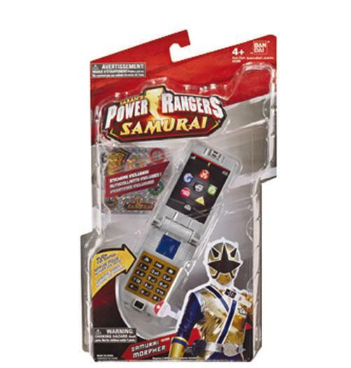 Battle Gear - Samurai Morpher by Power Rangers | eBay