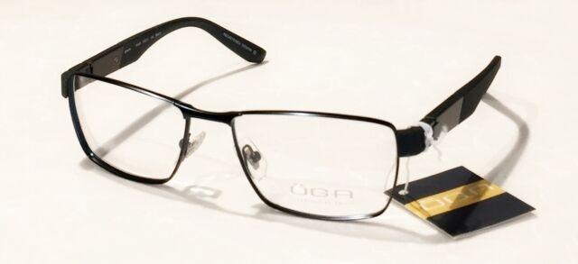 oga morel eyeglasses 7510o 5317140 bb012 navy black spring hinges frame france - Morel Frames