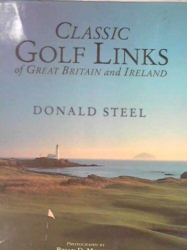 Classic Golf Links,Donald Steel