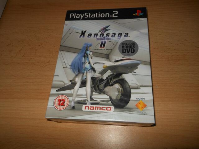 Xenosaga Episode II (2) Collectors Edition] Brand New Sealed pal