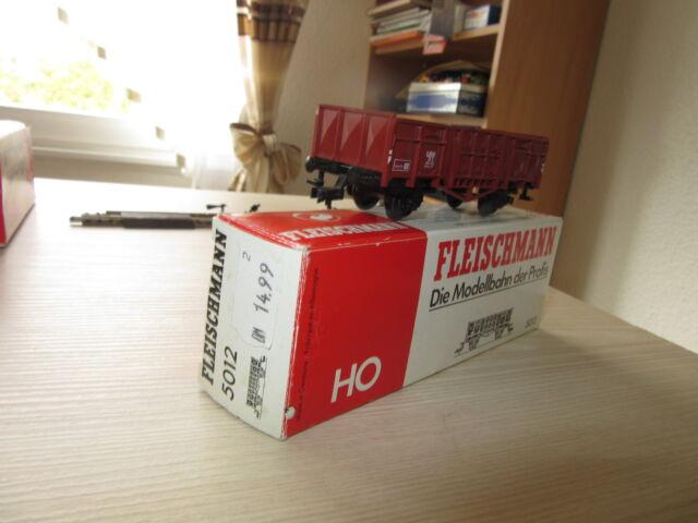 Fleischmann H0 5012 Hochbordwagen der DB