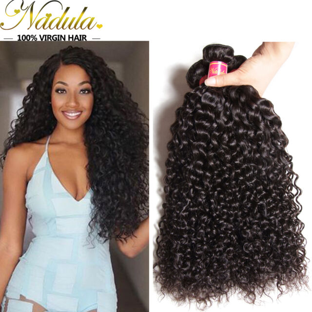 100g Mongolian Curly Hair Extensions 100 Unprocessed Virgin Human