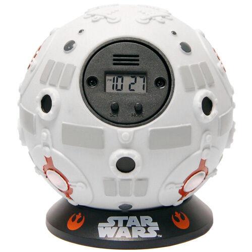 Star Wars Off The Wall Alarm Clock Jedi Training Ball