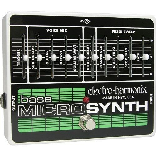 Electro Harmonix Bass Micro Synthesizer | Neu