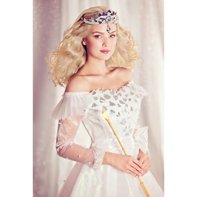 Disney Glinda The Good Witch Costume Adults Wizard of Oz Great ...
