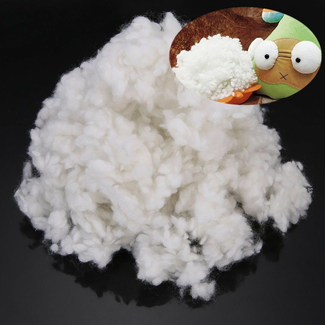 500g Polyester Fiberfill Stuffing/filling Toys Quilts Pillow Craft ... : filling for quilts - Adamdwight.com
