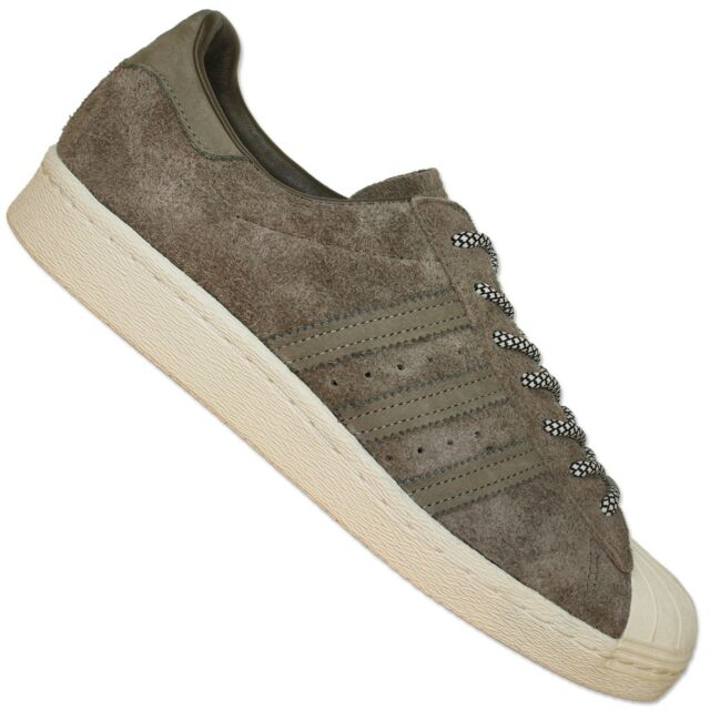 ADIDAS ORIGINALS SUPERSTAR anni '80 s75848 suede sneakers samba Scarpe