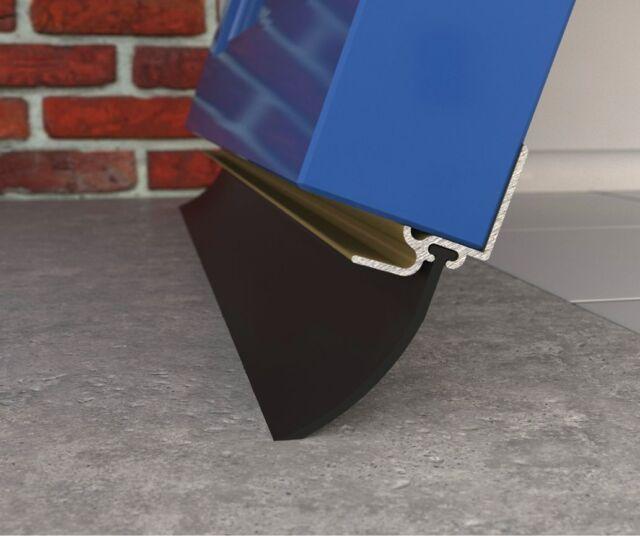 Exitex Garage Door Bottom Gap Seal Draught Draft Excluder