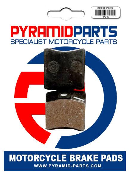 Aprilia RS 125 1992 to 2005 RS125 Rear brake pads