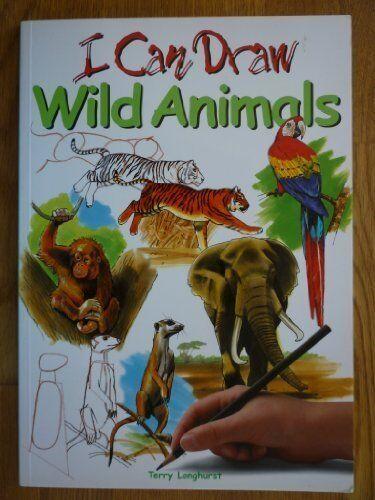 Wild Animals (I Can Draw),Amanda o Neill
